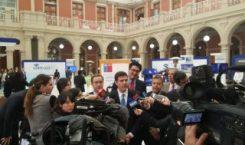 Ministro Andrés Gómez-Lobo anuncia inicio del despliegue de la tecnología 4G LTE en Chile